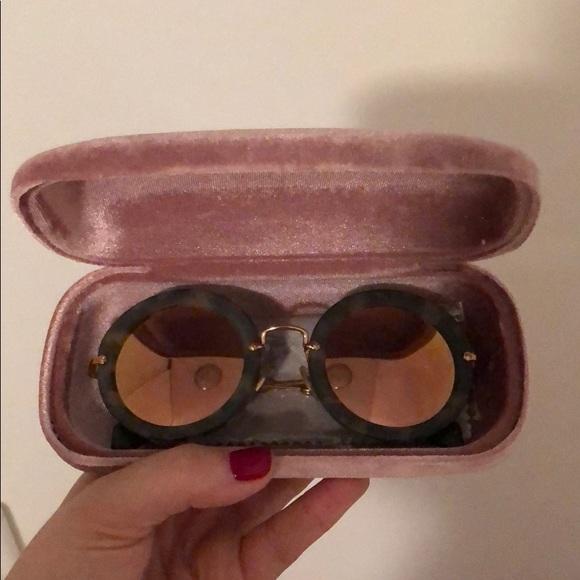 ce99437660b9 Miu miu Sunglasses. M 5bbf3ec8aa8770286ddd895e. Other Accessories ...